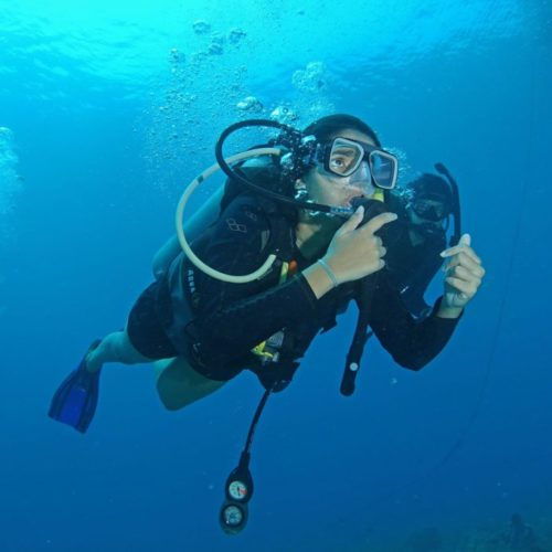 PADI Rescue Diver Course for Responsible Divers