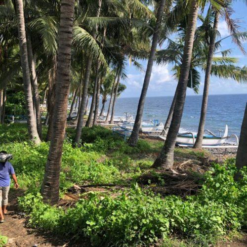 tulamben shore