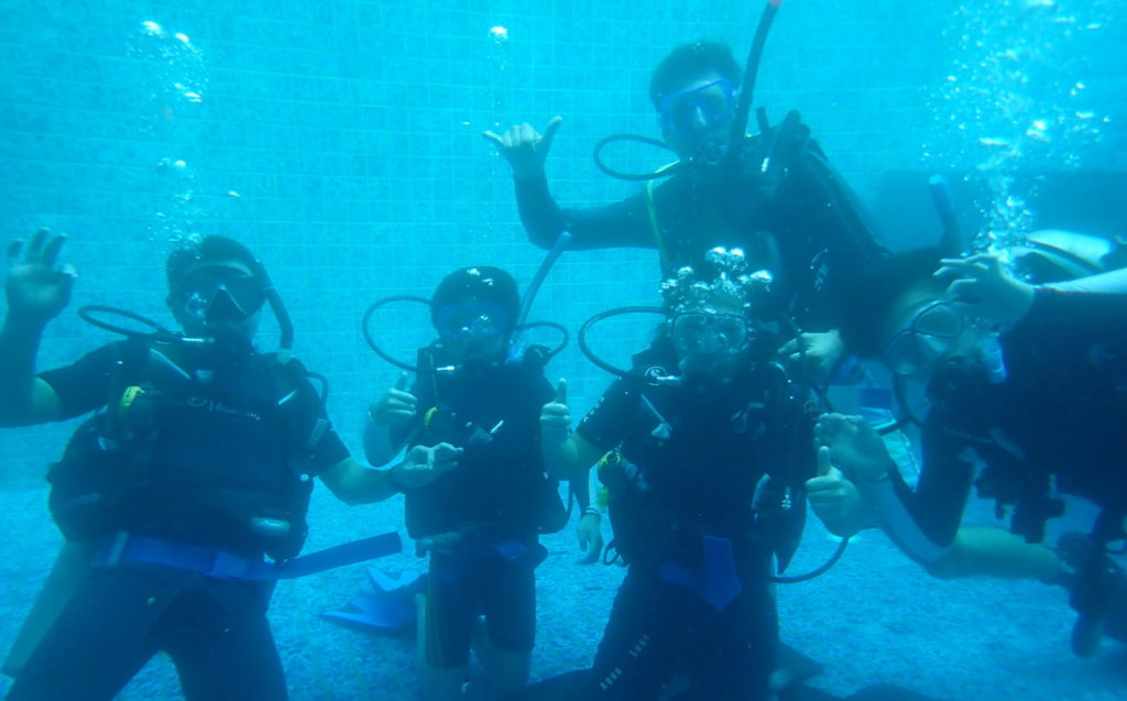 DISCOVER SCUBA DIVE PACKAGE – 2 Days / 2 Locations for non certified divers