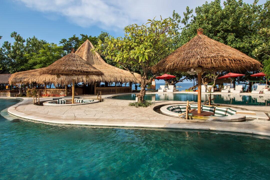 Pool Taman Sari