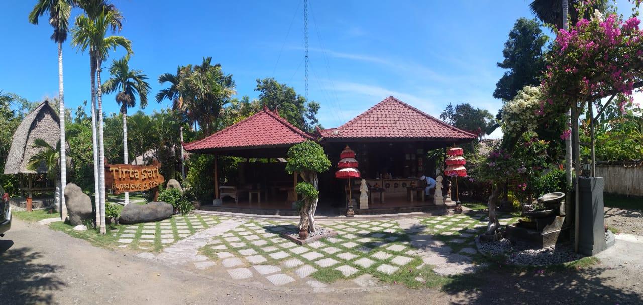 Receptiont area