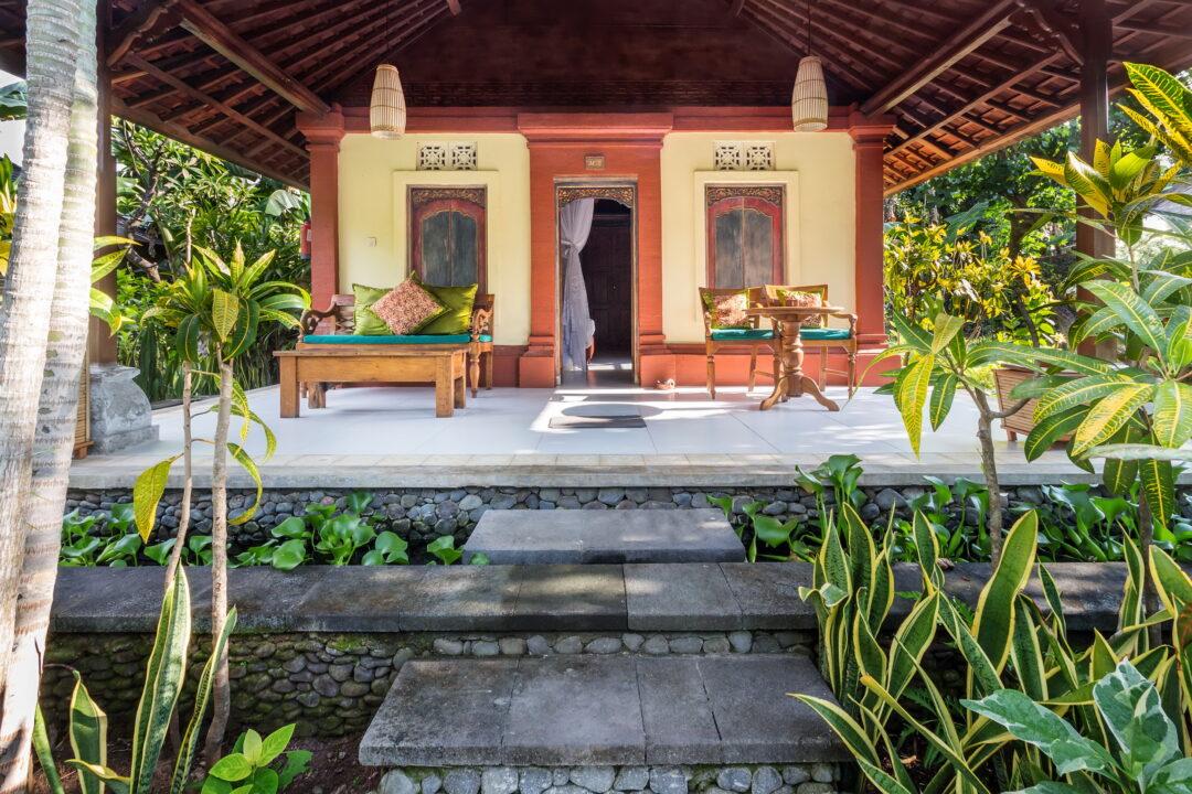Terrace Taman Sari