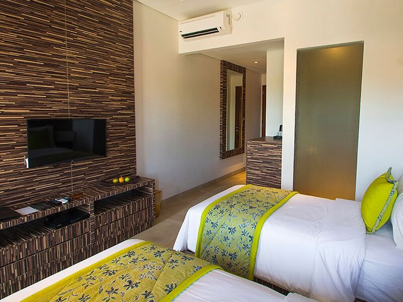 standard room Lembongan Beach club and resort